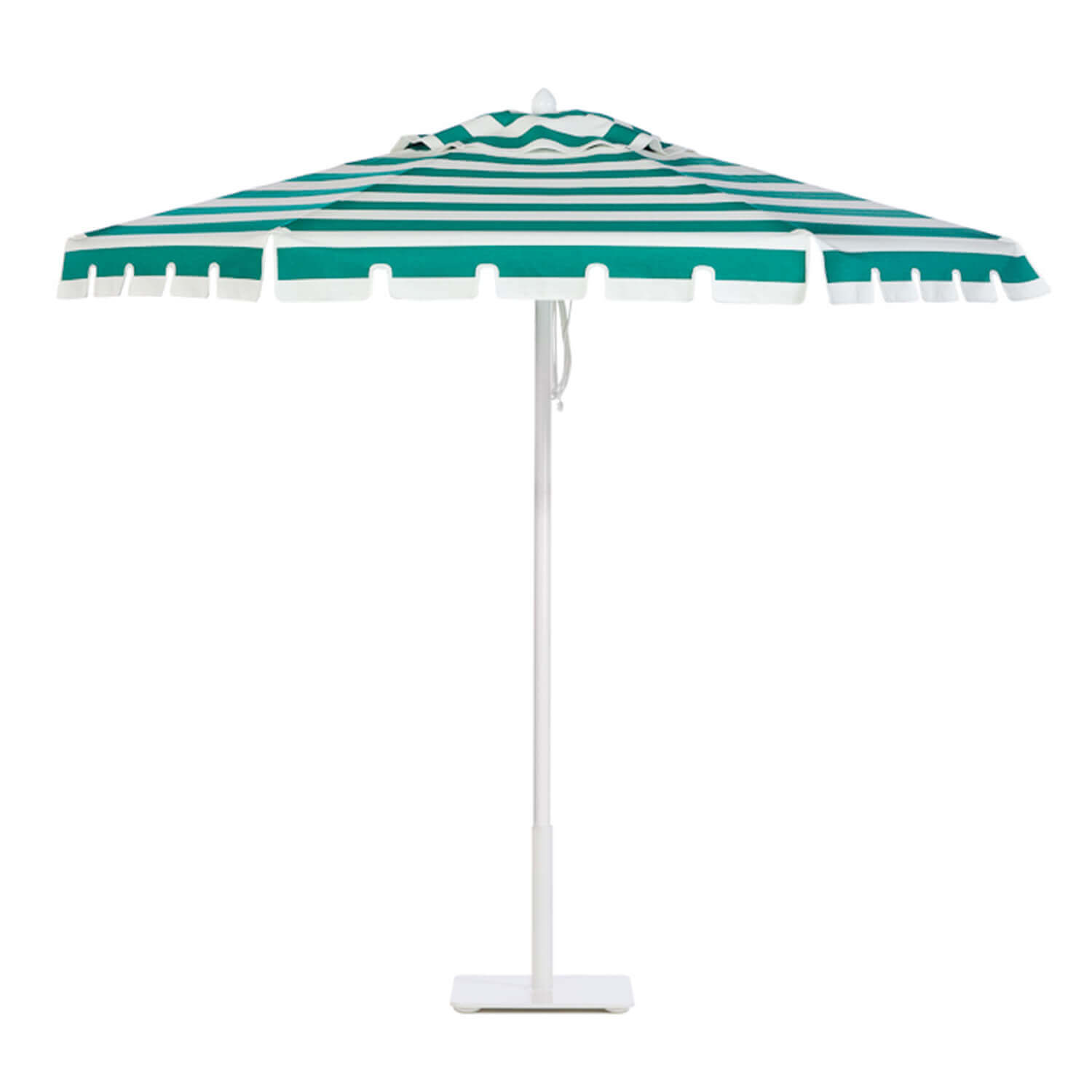 Verde Stripe Umbrella Image