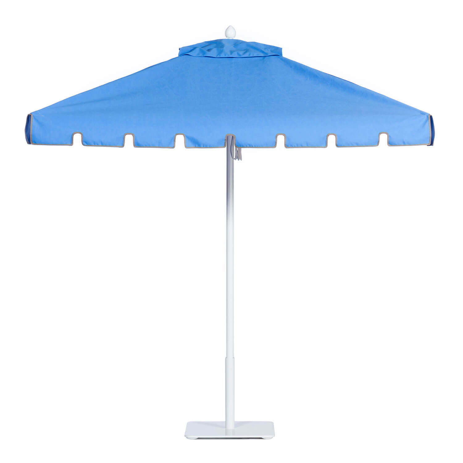 Tahitian Blue Umbrella Image