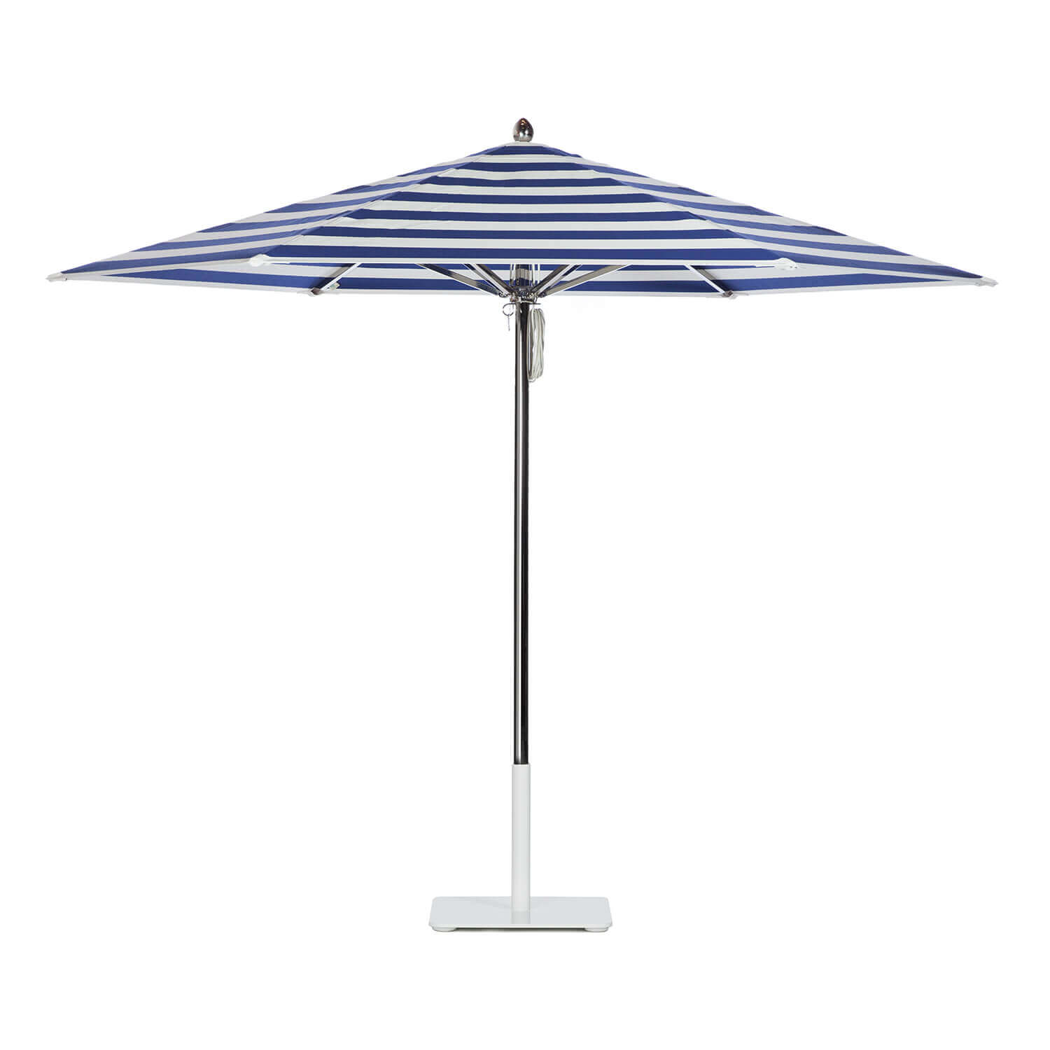 Cabana Navy Stripe Umbrella Image