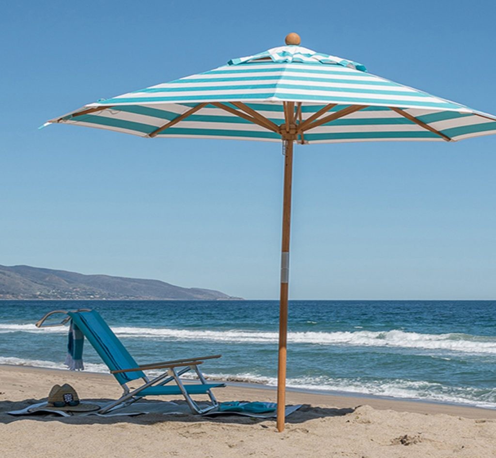 La Playa Beach Umbrella Image
